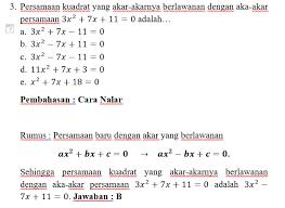 Modul 3 matematika formatif kb 1 bilangan file jawaban formatif m 3 kb 1 unduh 1. Belajar Di Rumah Soal Dan Pembahasan Matematika Kelas X Sma Radarcirebon Com