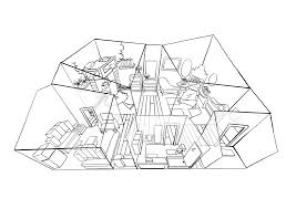 tree house floor plan. I Tried To Show Different Personalities By The Decorations In Room.  Also, Here\u0027s Some Floor Plans For Tree House! House Plan