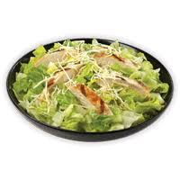 Salad Chart Caesar Salad Nutrition Chart Glycemic Index And Rich Nutrients