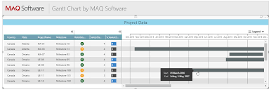 Power Bi Gantt Chart Milestones Gantt Chart Tooltip Date Format Issue 312 Maqsoftware