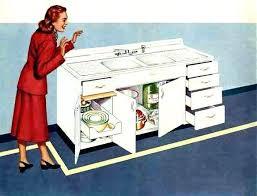 vintage kitchen sink cabinet. Exellent Sink Vintage Kitchen Sink Drainboard Hardware Intended  For Cabinet Plan  Inside