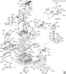 similiar 3 8l v6 engine diagram keywords engine asm 3 8l v6 part 5 manifold and fuel related parts l67 3 8 1