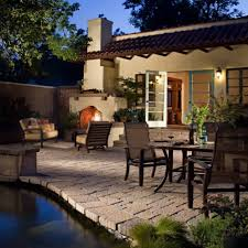 Backyard Covered Patio backyard covered patio ideas with pavestone flooring and pool and 4423 by guidejewelry.us