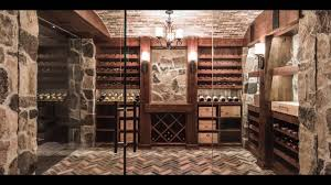 Wine Cellar Room Design Wine Cellar Design By Papro Consulting Rustic Tuscan