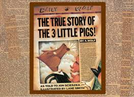 the true story of the 3 little pigs by a wolf as told to jon scieszka grandma annii s story time you