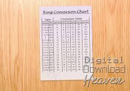 36 Veritable Conversion Table Download