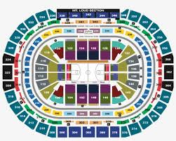 Denver Nuggets Pricing Map Denver Nuggets Seating Chart