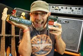 Bassist Shane Hendrickson Tours by the Light of his Radial Firefly