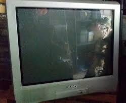 sony trinitron crt tv. hunting a crt tv for retrogaming sony trinitron crt tv