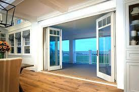 retractable glass doors ing retractable frameless glass doors retractable glass garage doors