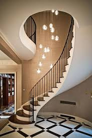 spiral staircase lighting. White Risers With Wood Grain Treads And Matching Colors Painted On Wooden Floor Would Work Nicely In A Foyer Spiral Staircase Lighting