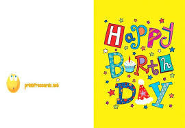 free printable photo birthday cards free printable birthday cards to color printable birthday card free