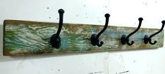 Coat Peg Rack
