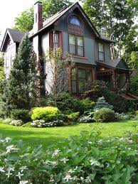 victorian home and garden