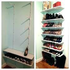 shoe rack for closet shoe closet ideas shoe storage ideas building a shoe closet best shoe