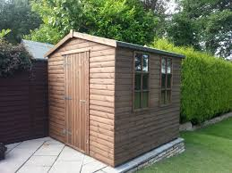the tunstall shed shiplap bluebell