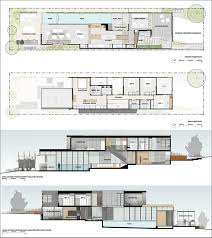 modern floor plans. Spectacular Here Us A Look At The Floor Plans And Sections Of House Modern