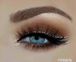 neutral makeup look for blue eyes saubhaya