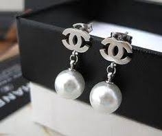 chanel earrings price. chanel vintage cc drop clip-on earrings   wishlist pinterest best earrings, and ideas price a