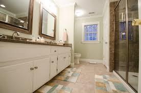 RH AFTER - Complete bathroom remodel