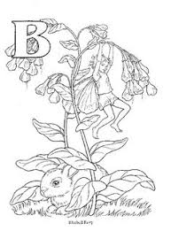 Small Picture Download and Print letter h for herb twopence flower fairy
