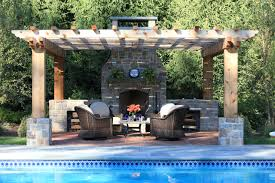 Pool Pergola Designs - Home Landscaping