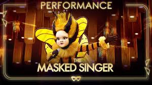 Queen Bee Performs: 'Alive' By Sia (Full Performance) | Season 1 Ep. 1 | The  Masked Singer UK - YouTube