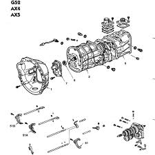 toyota ax4 ax5 and g52 4 and 5 speed manual transmissions parts toyota ax4 ax5 and g52 4 5 speed manual transmission parts schematic