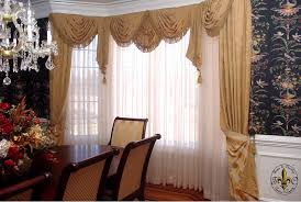 Curtains And Window Treatments - Bedroom window dressing