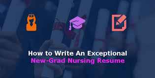 Resume For Nurses Fascinating How To Write An Exceptional NewGrad Nursing Resume
