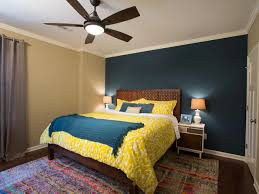 Teal And Yellow Bedroom Photo Page Hgtv