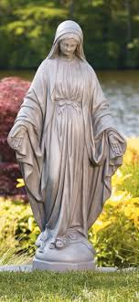 our lady of grace garden statue 37 inches
