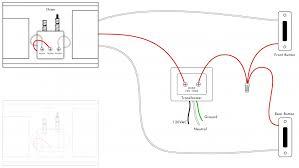 door chime wiring wiring diagram for you • doorbell wiring diagrams diy house help rh diyhousehelp com door chime transformer wiring door chime wire