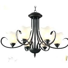 white wrought iron chandeliers vintage wrought iron chandelier candle light lamp