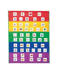 Buy Milton Bradley Learning Resources Magnetic Pocket Chart