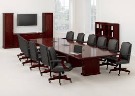 round office table and chairs new furniture meeting ideas liltigertoo chicago used workstations cubicles bookshelf black white bookcase executive