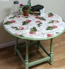 decoupage ideas for furniture. Stencil Table Decoupage Stenciled For Vintage Look Furniture Painting Ideas To Transform Your With Minecraft I
