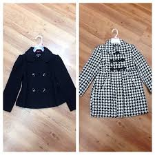 GIRLS\u0027 winter coats by George. $28.48 @walmart #whoawaitwalmart #walmart #george @walmart| Whoa, wait. Walmart?