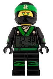 LEGO® THE NINJAGO® MOVIE™ Lloyd Minifigur-Wecker 5005368 (2017) | LEGO®  Preisvergleich brickmerge.de