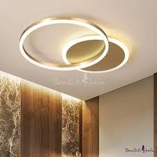 2 3 5 6 lights circular ring flush