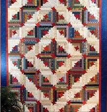 7 Traditional Quilt Patterns Guaranteed to Impress & Friendship Log Cabin Quilt - Pattern by Craftsy Member Adamdwight.com