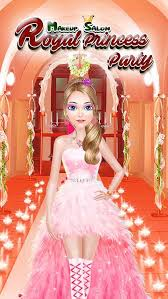 barbie hair stylist games best of royal princess party makeover by phoenix makeup dress up