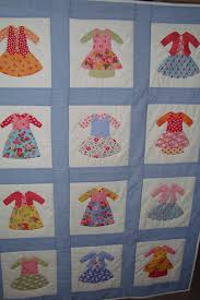 Quilt Handmade doll dress quilt | Sugar & Spice & Everything Nice ... & Quilt Handmade doll dress quilt Adamdwight.com