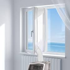 Hoomee Fensterabdichtung Für Mobile Klimageräte Klimaanlagen
