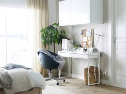 ikea office inspiration. Contemporary Inspiration Appealing IKEA White Office Furniture Home Ideas Ikea Throughout Inspiration