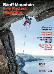 vancouver international mountain film festival by nsn features issuu banff mountain film festival magazine 2016