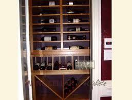 how to convert a closet into a custom wine cellar dallas texas