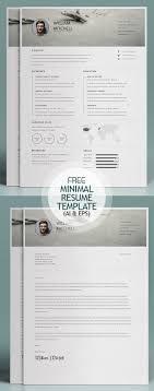 Fresh Free Resume Templates Freebies Graphic Design Junction