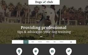 Kennel Club Joomla Template