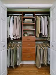 dressing area spot in your bedroom gorgeous bedroom closet design with oak wood organizer with